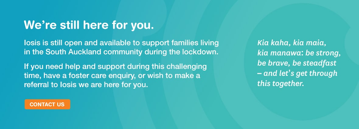 Iosis is still here for you. If you need help or support, contact us.