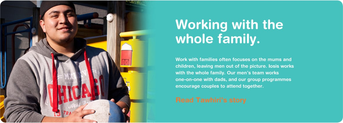 Iosis - Working with the whole family